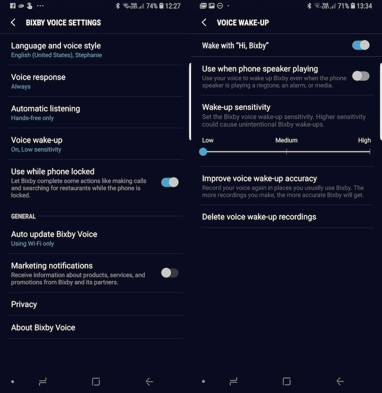 You can't disable Bixby on Galaxy Note 9, not yet anyway