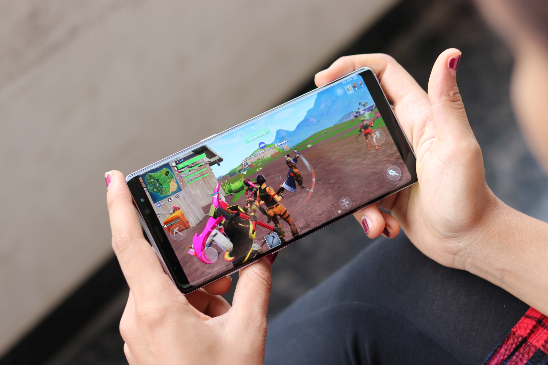 How to download Fortnite for Android on your Samsung Galaxy