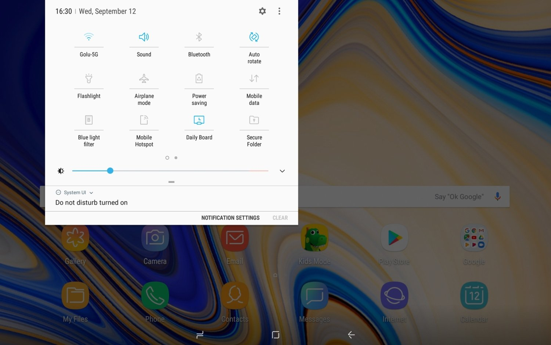 Samsung Galaxy Tab A 10 5 review: An unassuming mid-range tablet