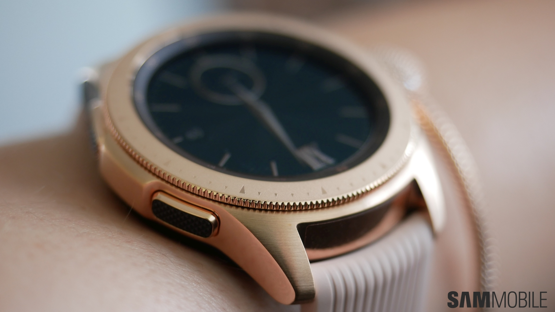 Samsung Galaxy Watch review  A clockwise march towards perfection ... ce9f6c08364
