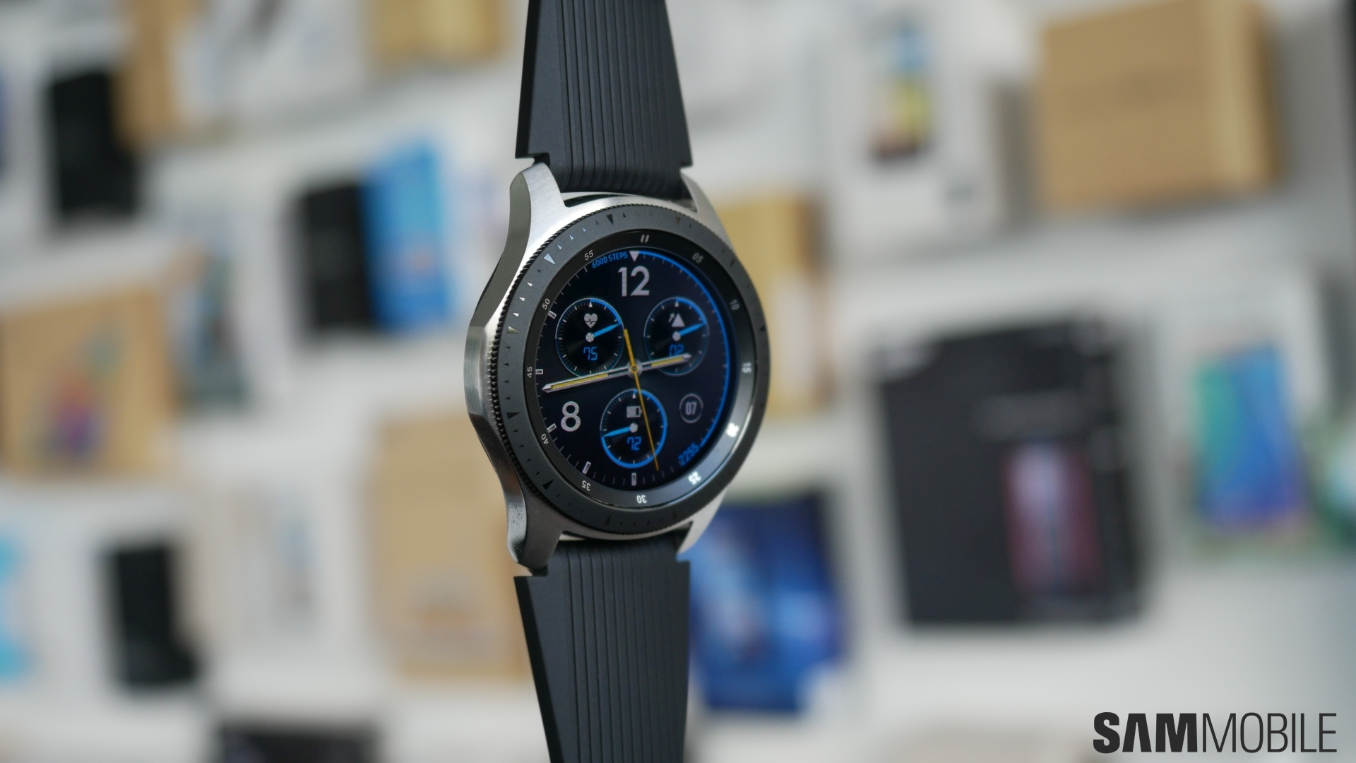 No fix in sight for the Galaxy Watch issues irking many - SamMobile