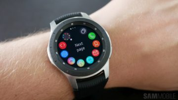 Galaxy Watch Review