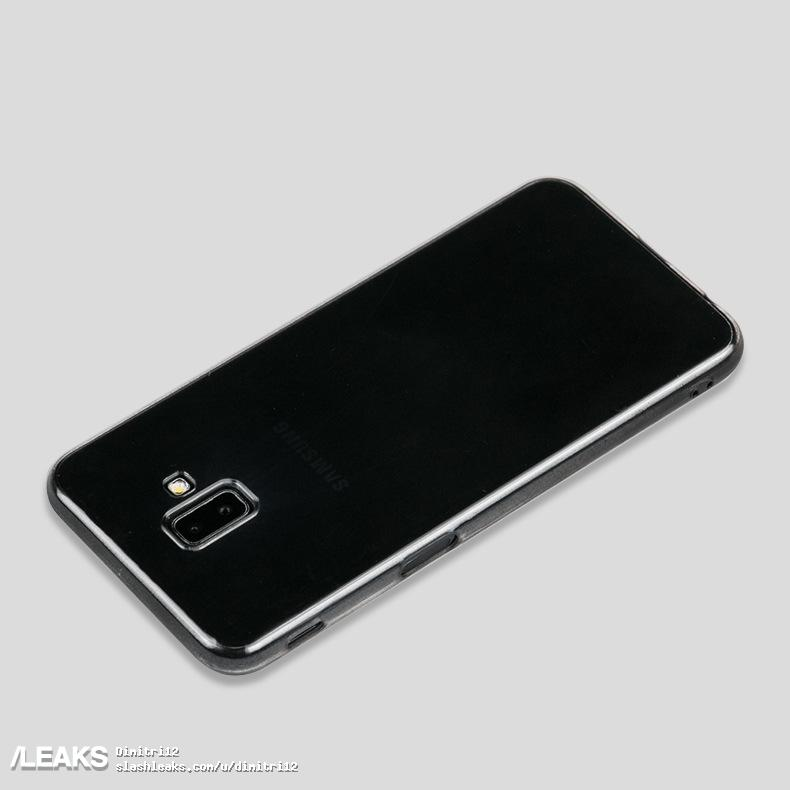 Galaxy J6 Plus