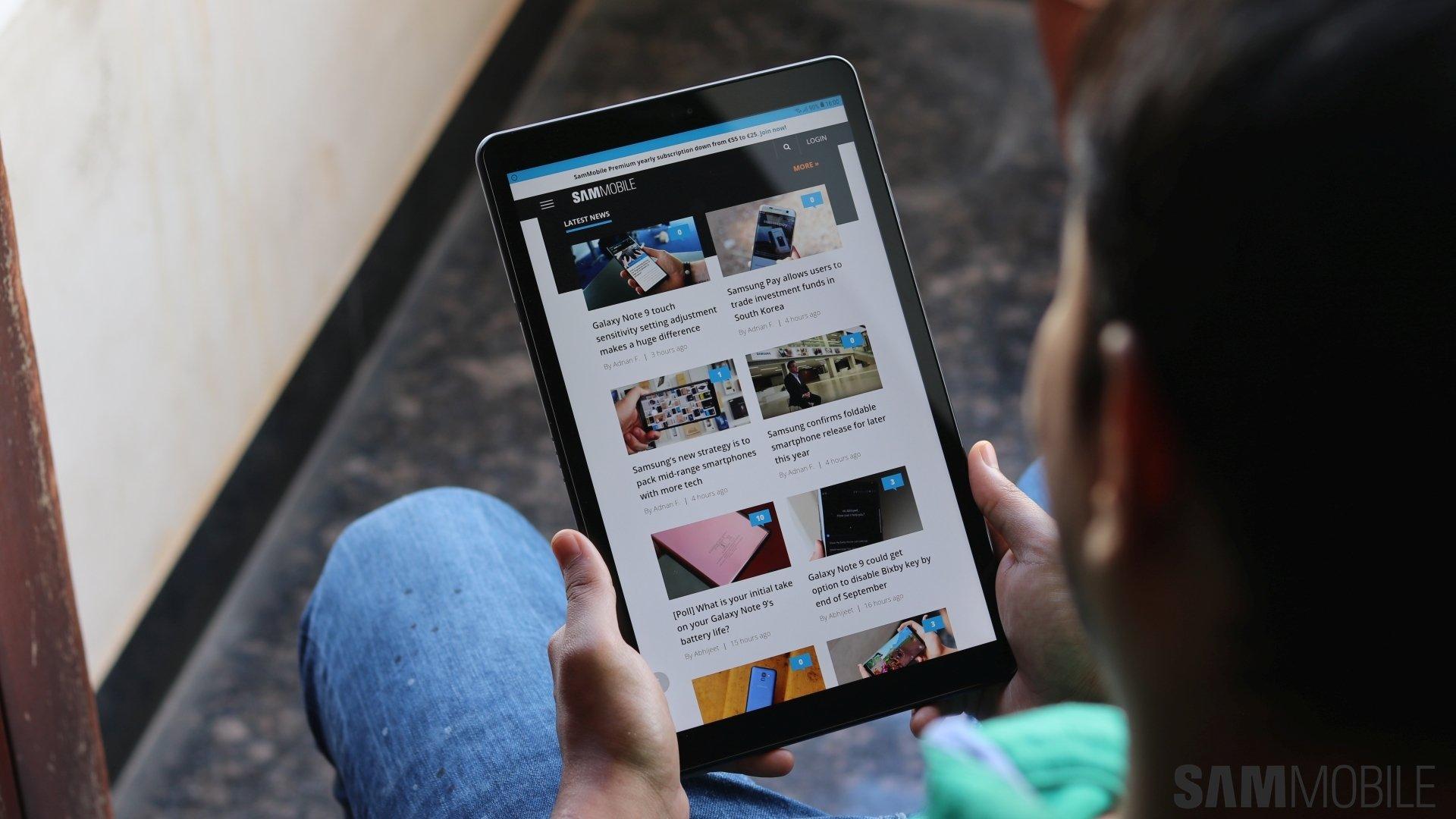 Galaxy Tab A Review