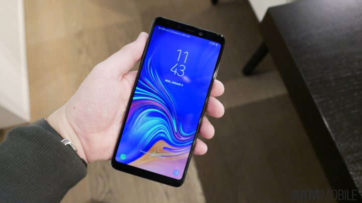 Samsung Galaxy A90 Wallpapers: Exclusive: Samsung Galaxy A90 (SM-A905F) Colors And