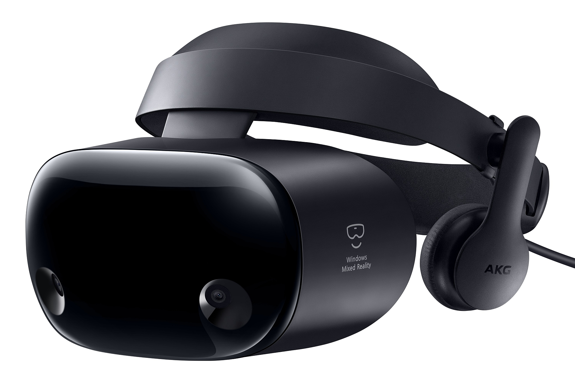 Samsung HMD Odyssey VR headset upgraded with Anti-Screen Door Effect display