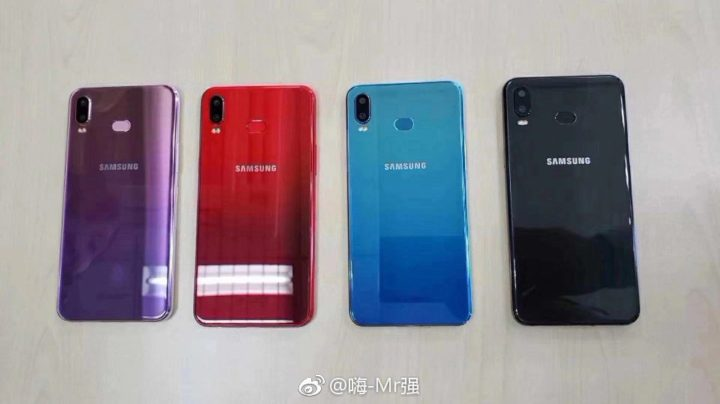 Galaxy A6s images
