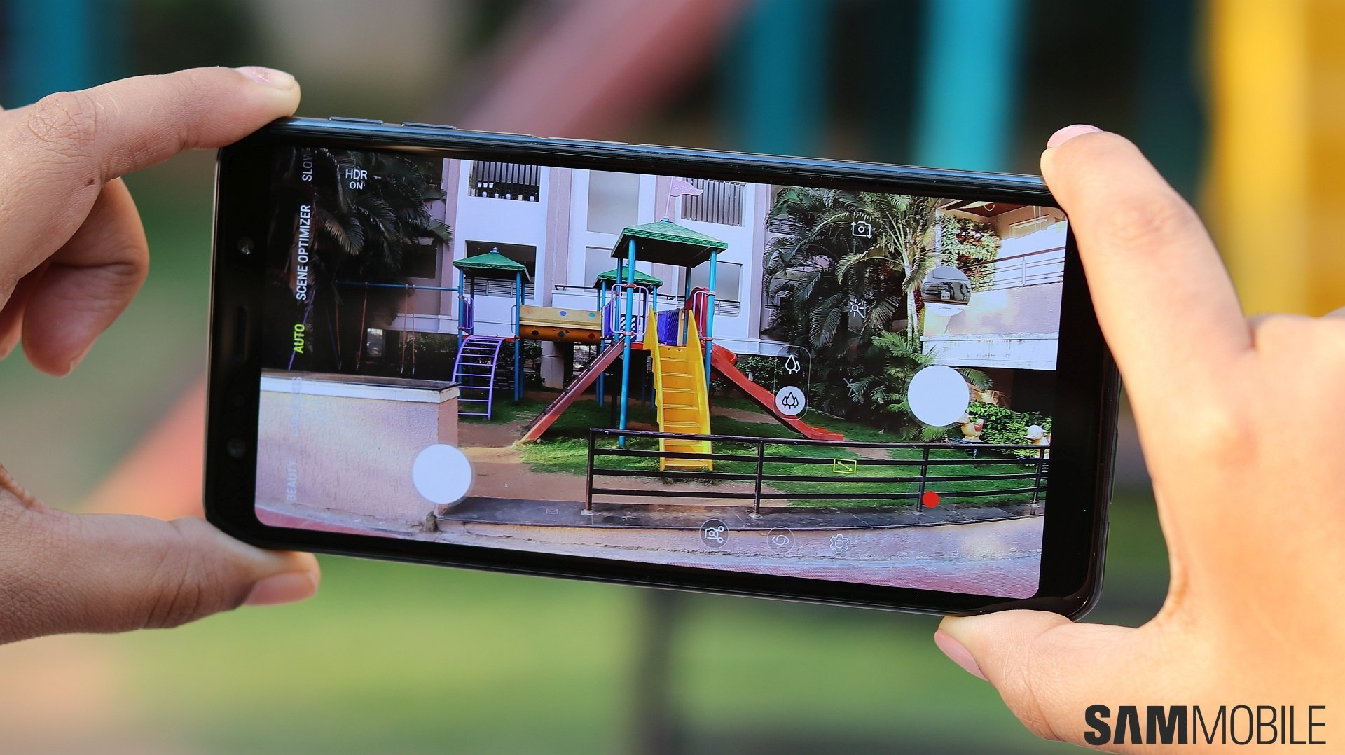 Galaxy A7 2018 Review 14