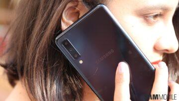 samsung galaxy a7 call bug android 9