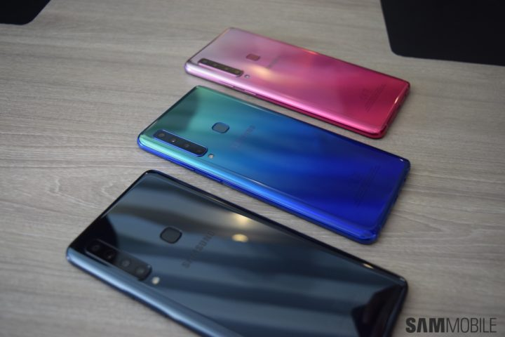 Samsung Galaxy A9 (2018) price in India cut once again
