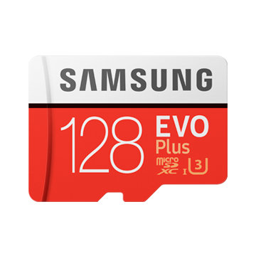 Samsung EVO SD card