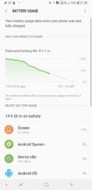 Galaxy Note 9 battery life review