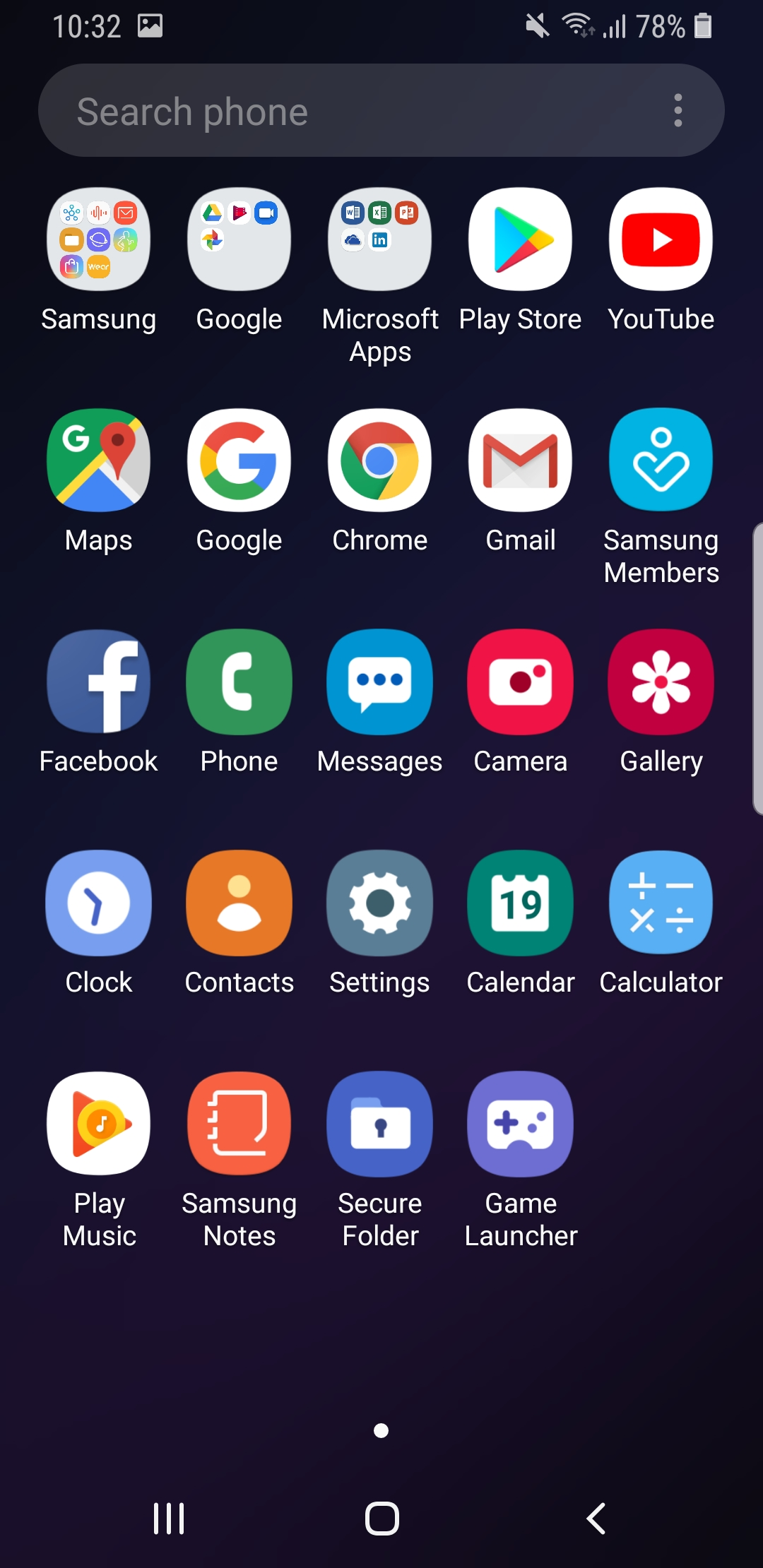 Here Are Some Galaxy S9 Android Pie Screenshots One Ui Included