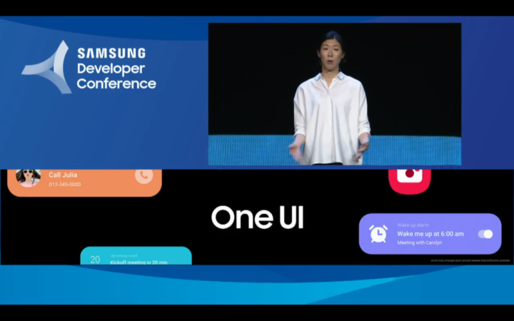 Samsung Music app gets a One UI makeover, looks beautiful