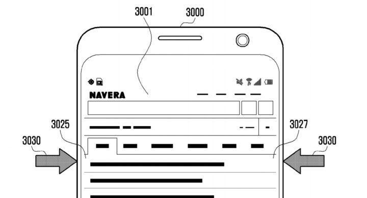 Samsung patent: More pressure sensitive navigation by ...