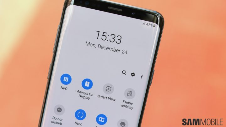 New Galaxy S9 Android Pie Beta Update Rolling Out Within The