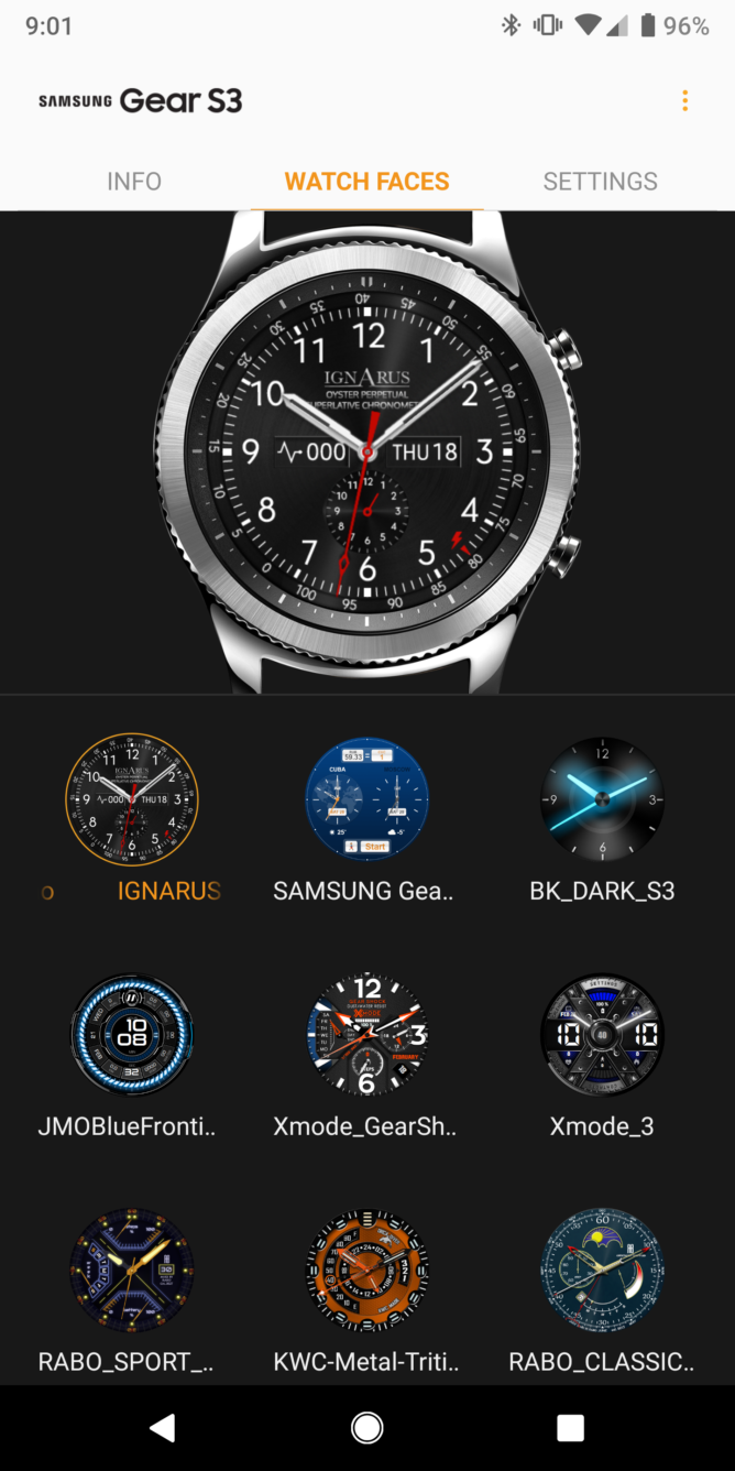 Galaxy Wearable app updated with new features and bug fixes - SamMobile