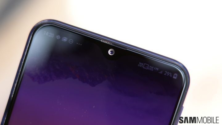 The Top Galaxy M20 Features (yes, The Notch Offers Benefit