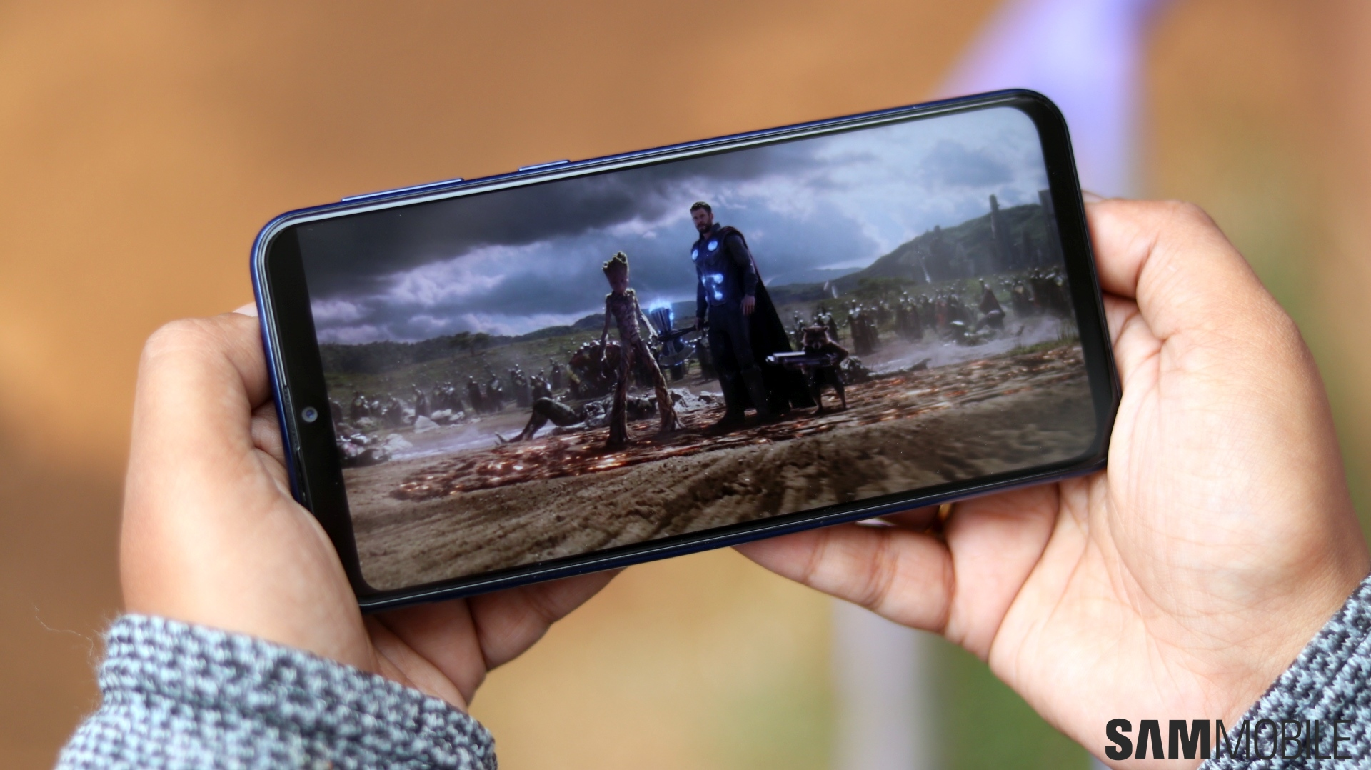 Samsung Galaxy M20 review: Putting the 'M' in masterstroke - SamMobile