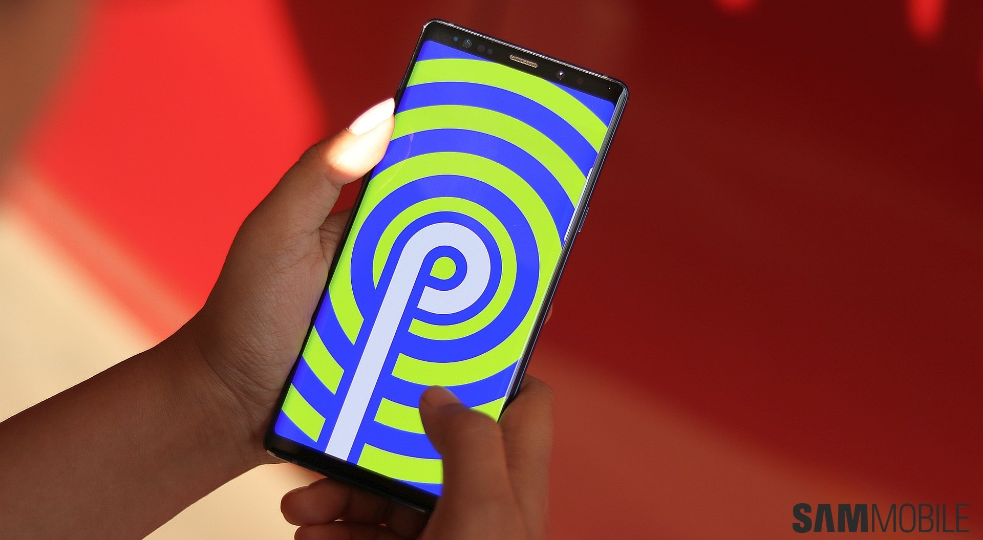 List] Galaxy Note 9 Android Pie update available in these countries