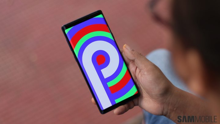 Galaxy Note 9 Android Pie update for non-beta users rolling out in the UAE