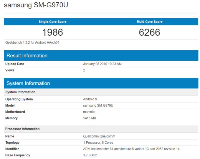 Geekbench Benchmark Runs Several Dozen Tests - Nnvewga
