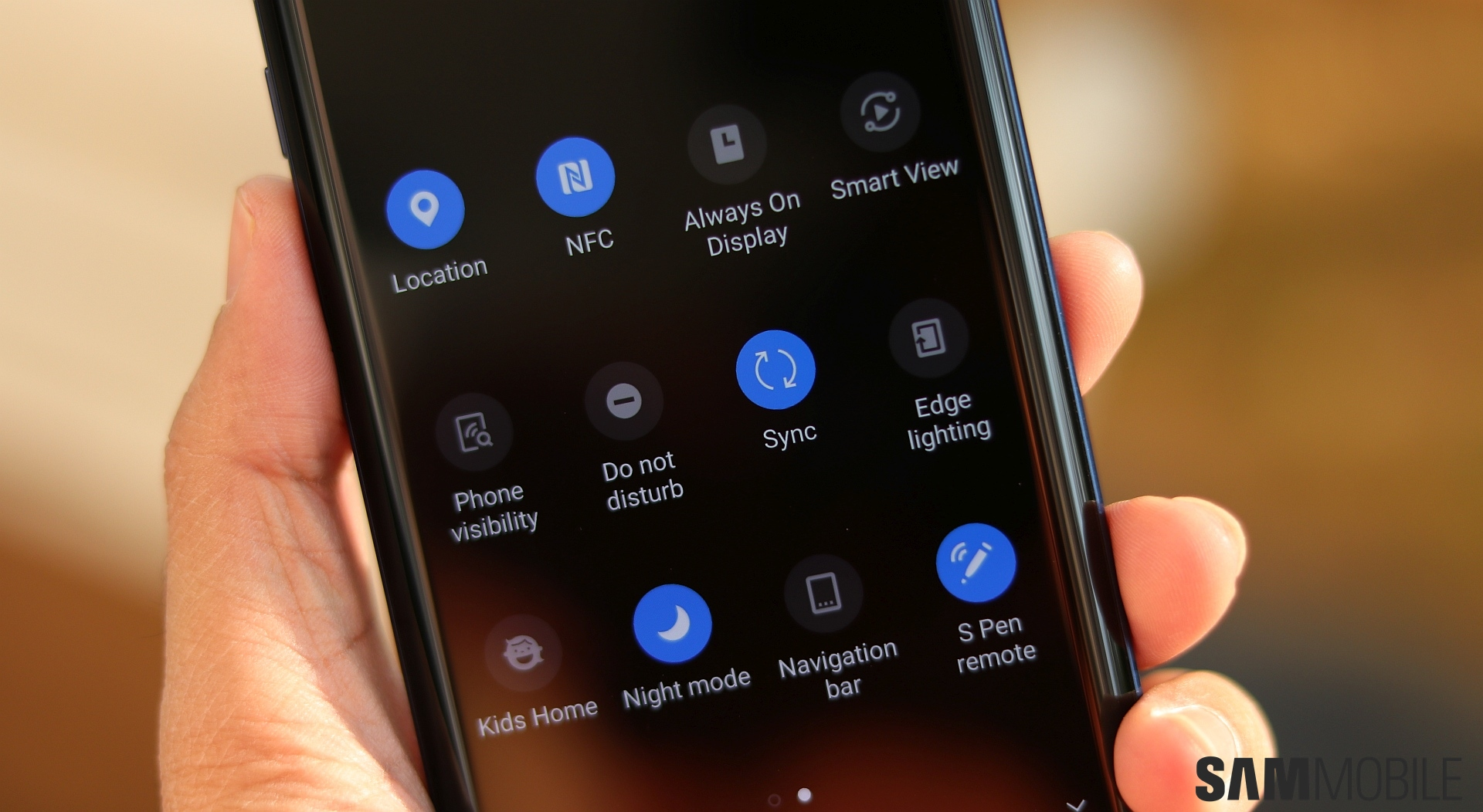 Latest Samsung press release details the 'innovative' One UI