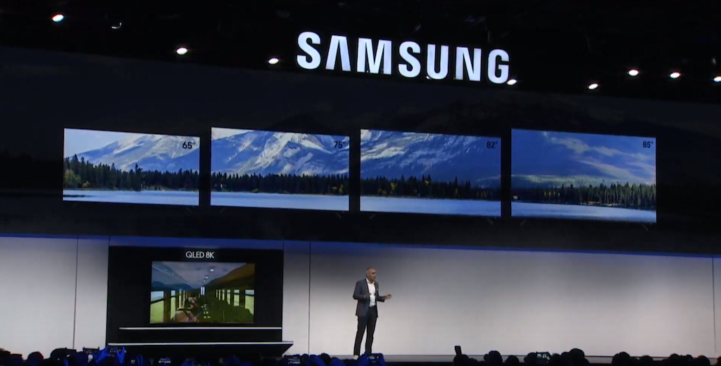 AirPlay 2 support on Samsung Smart TVs rolling out with
