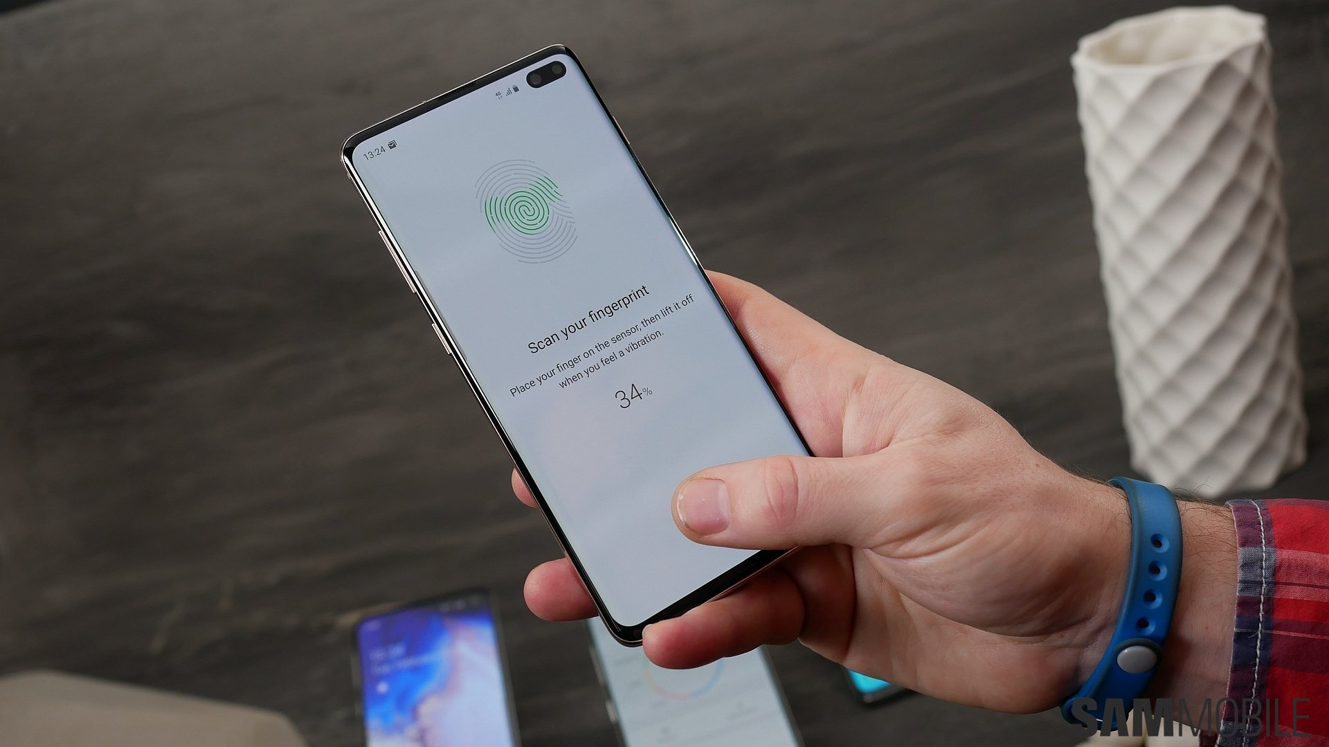 Galaxy S10 hands-on