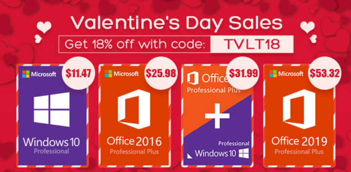 Goodoffer24 valentines deal