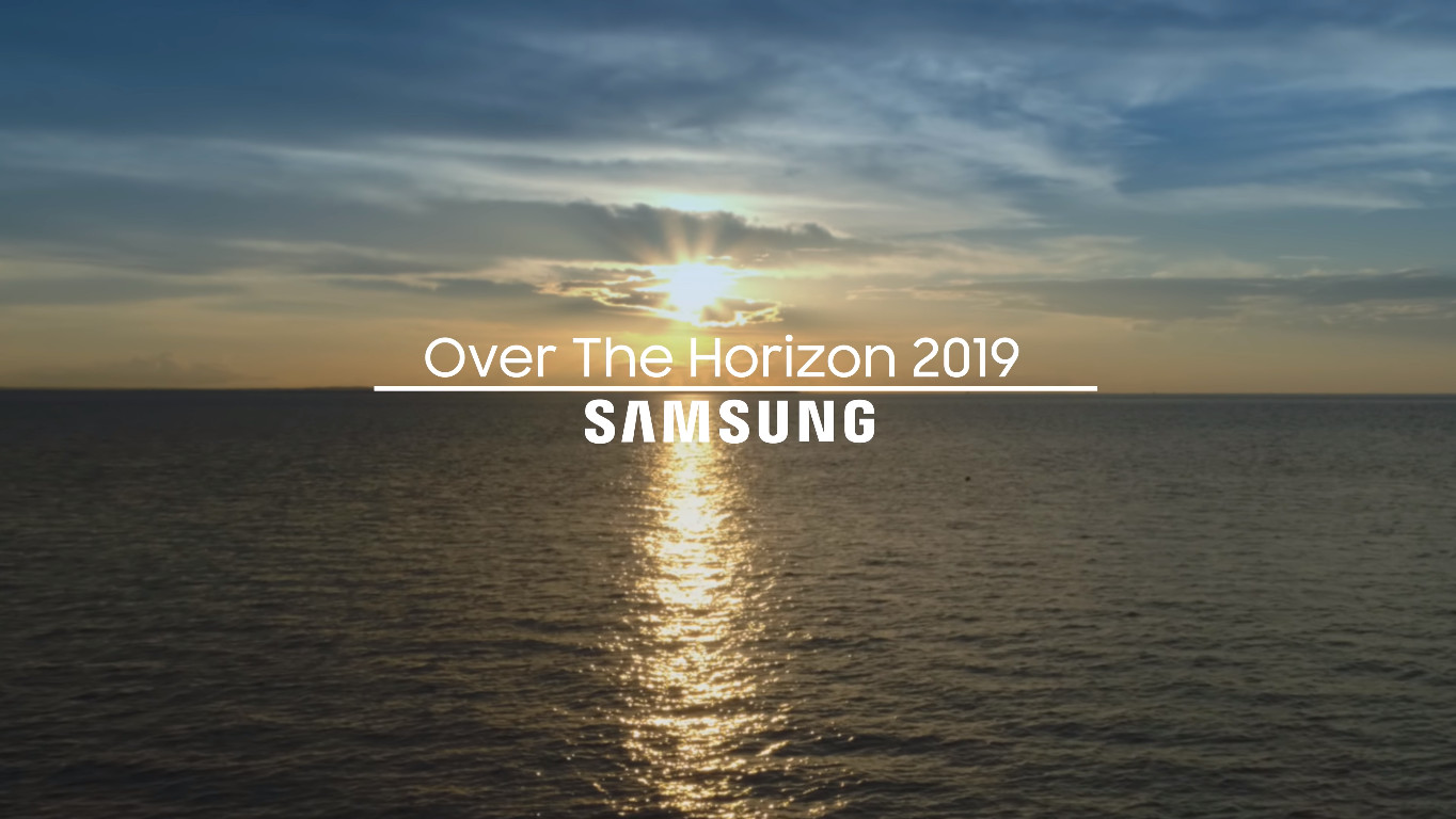 galaxy s8 ringtone over the horizon