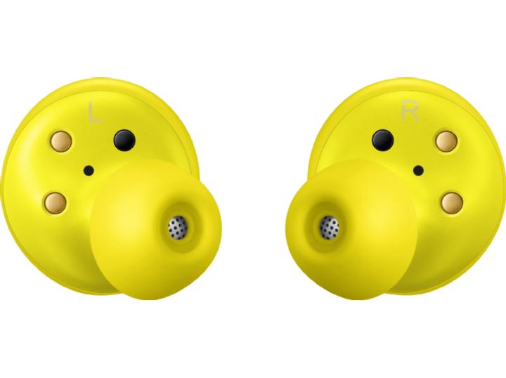 Yellow Galaxy Buds