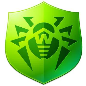 drweb antivirus logo