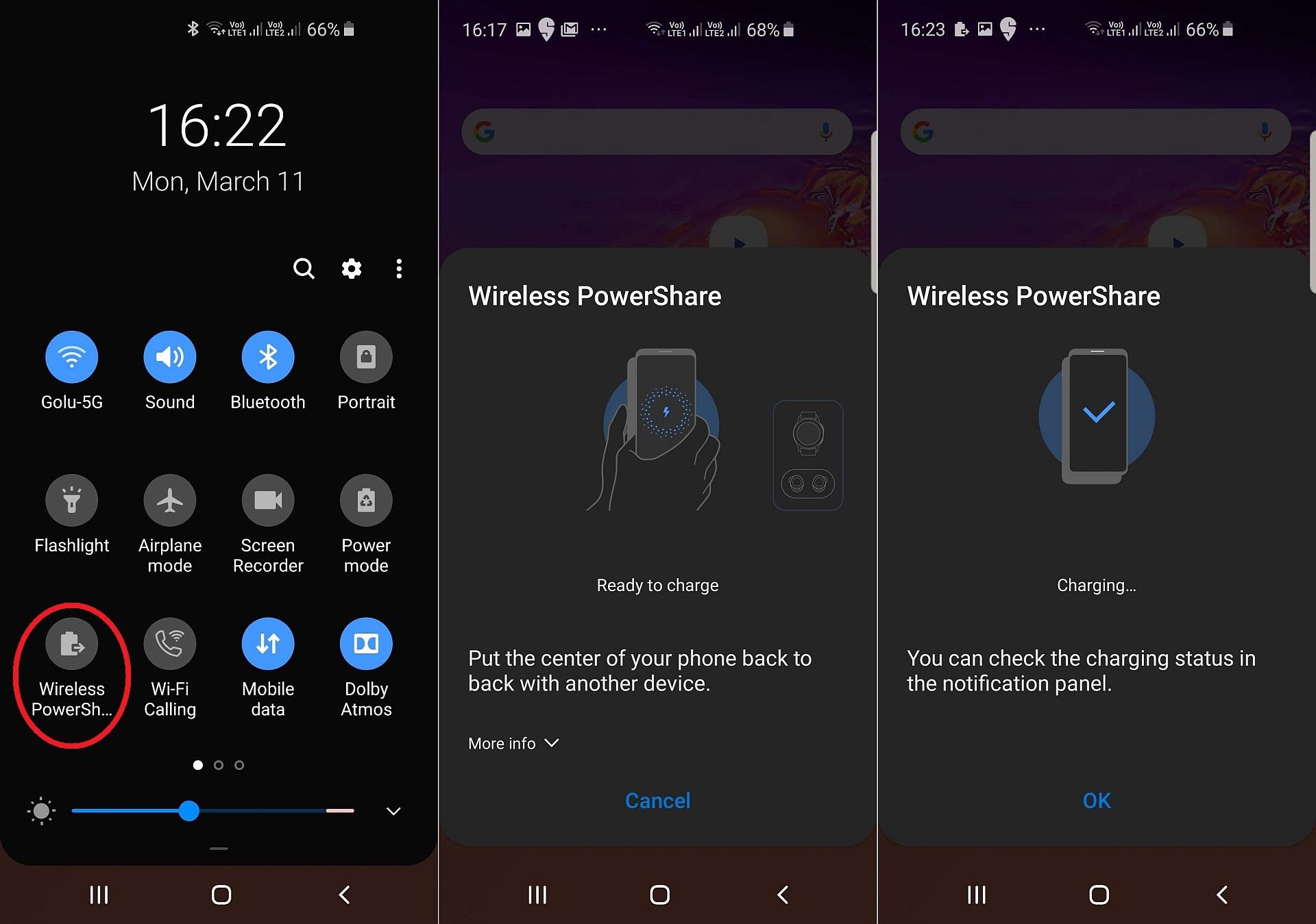 galaxy s10 wireless powershare 3