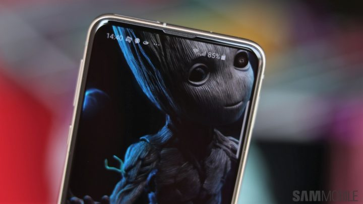 This App Is All You Need For Free Galaxy S10 Cutout Wallpapers Sammobile
