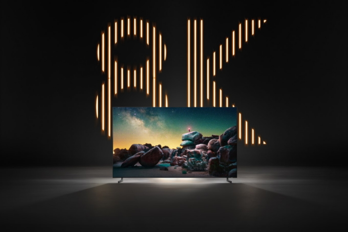 Samsung launches its 8K QLED TV in the UAE