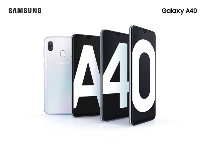 Galaxy A40 Goes Official In The Netherlands For €249
