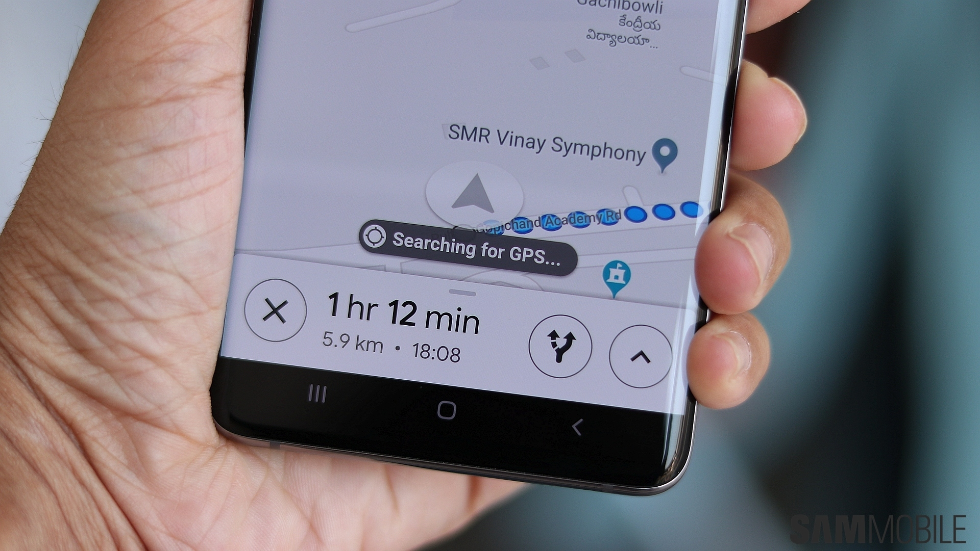 How to improve GPS on the Samsung Galaxy S10 - SamMobile