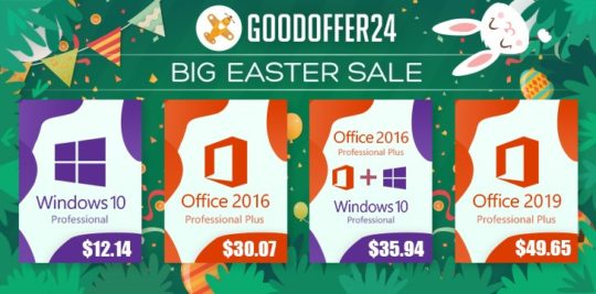 goodoffer24 easter sale