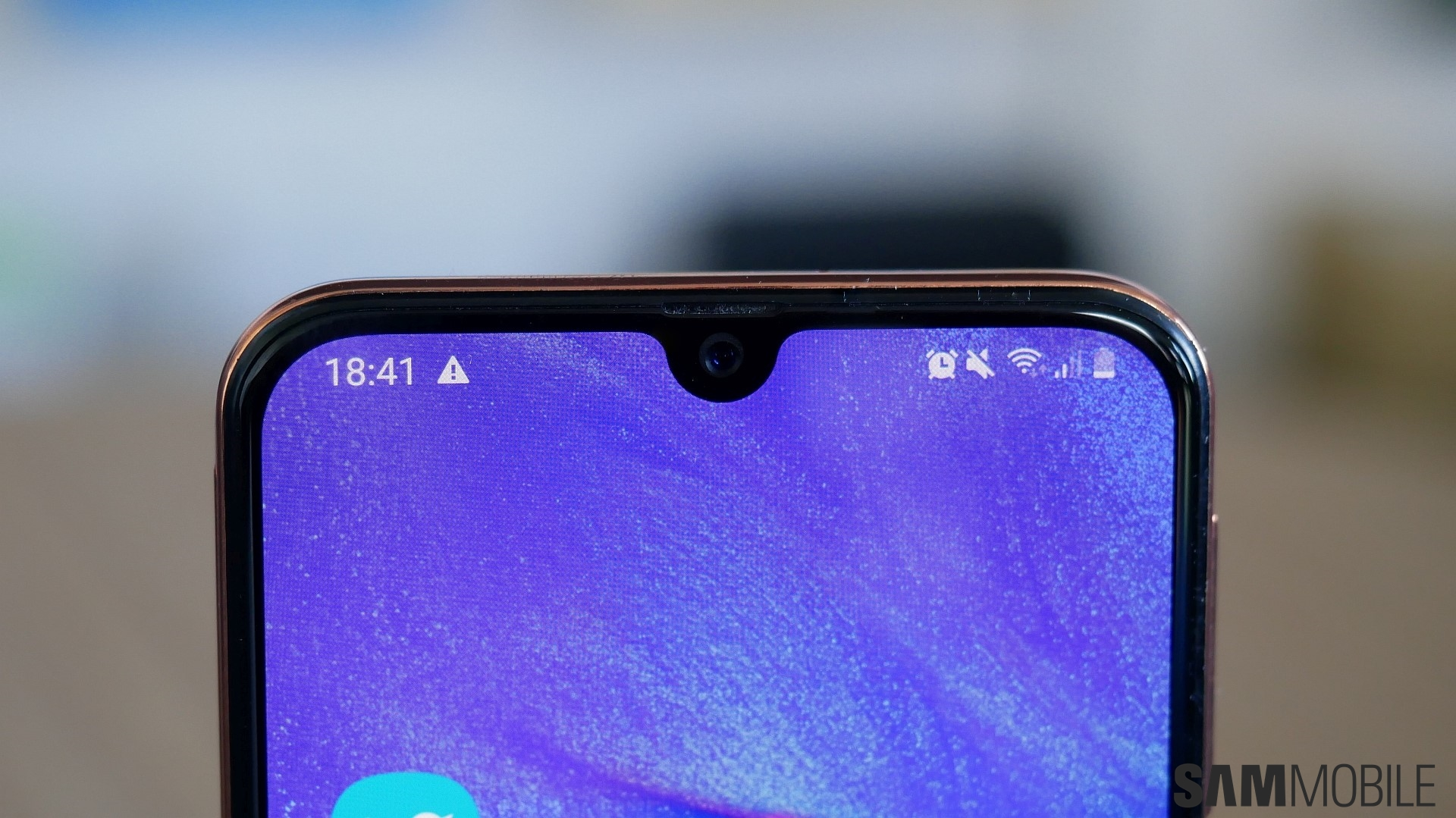 Características del Samsung Galaxy A40