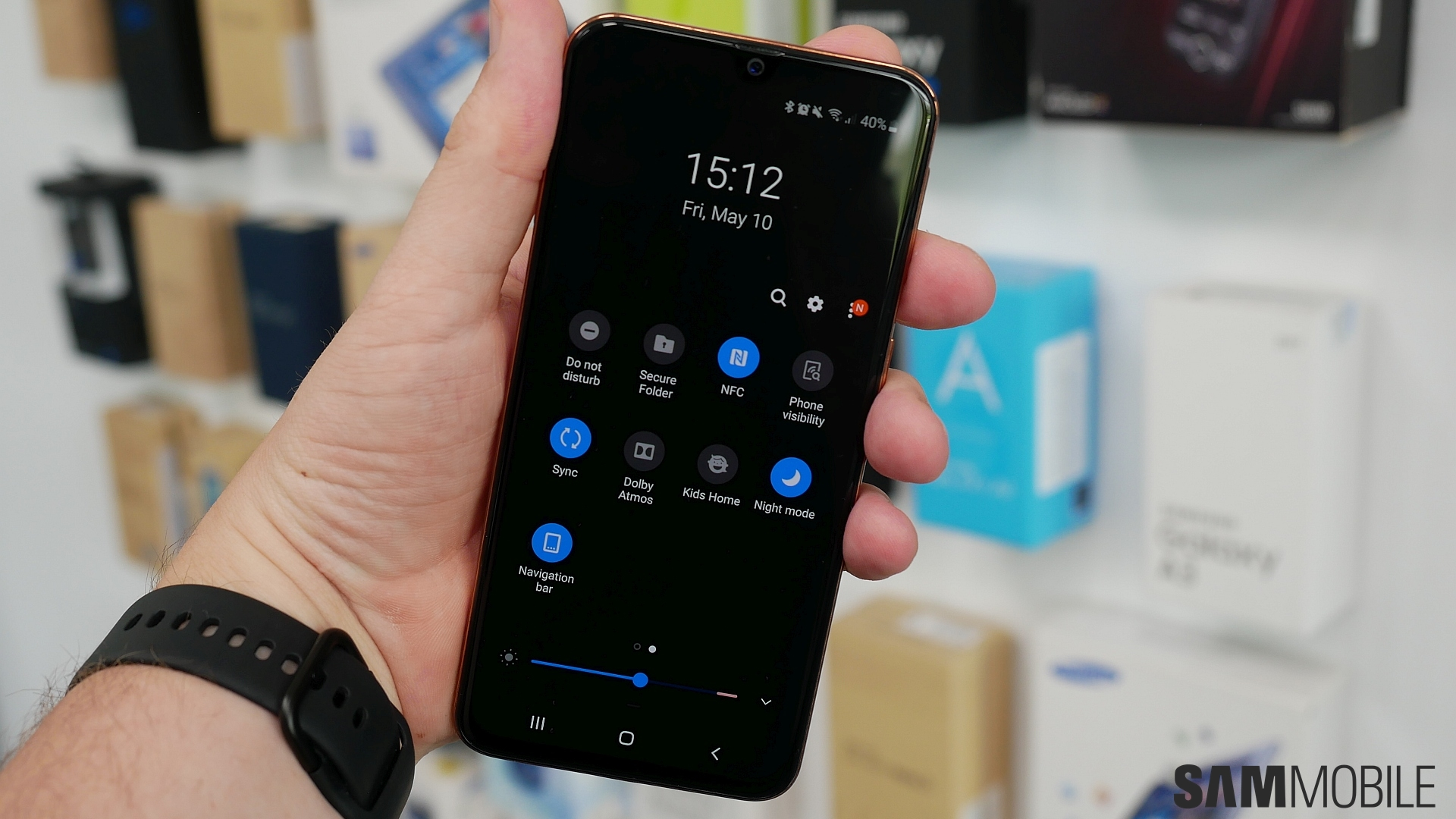 Samsung Galaxy A40 review: A compact no-frills mid-range