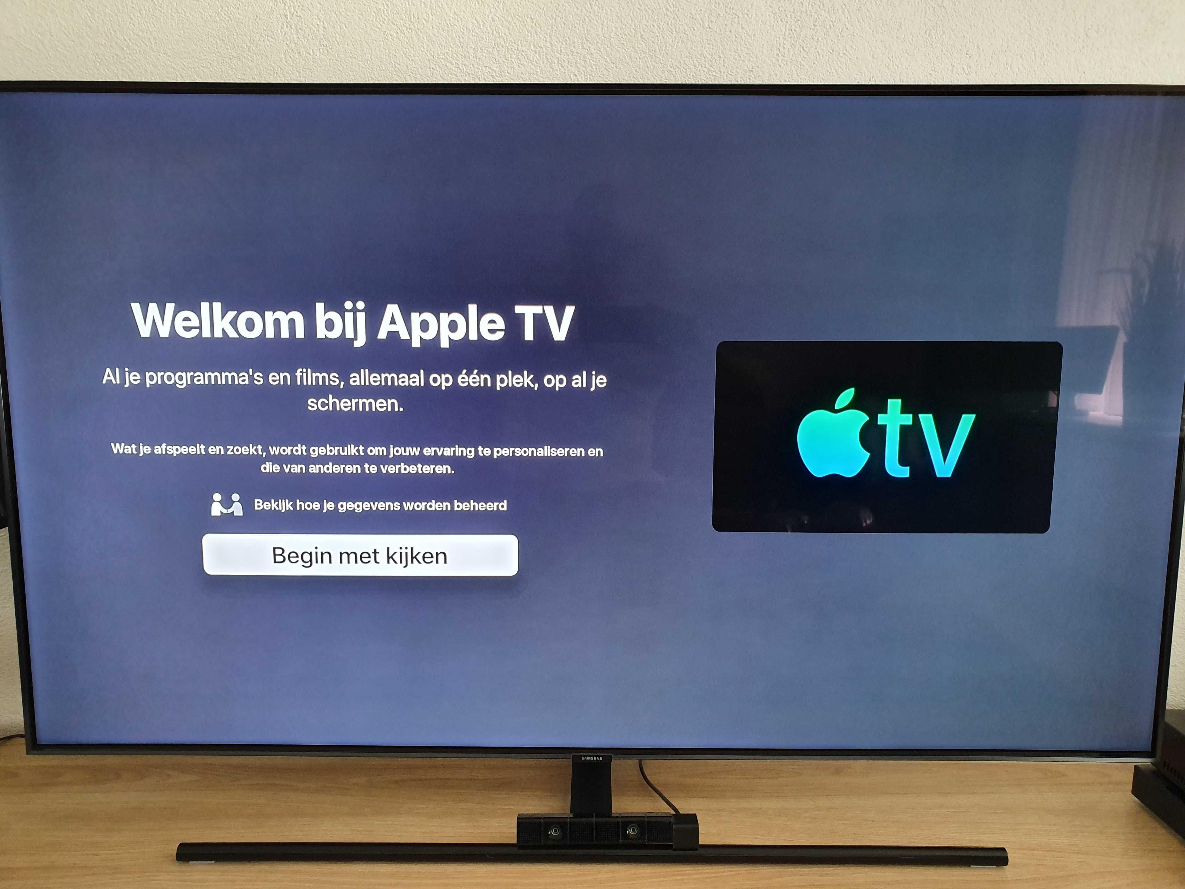 New Apple TV app rolling out for Samsung Smart TVs - SamMobile