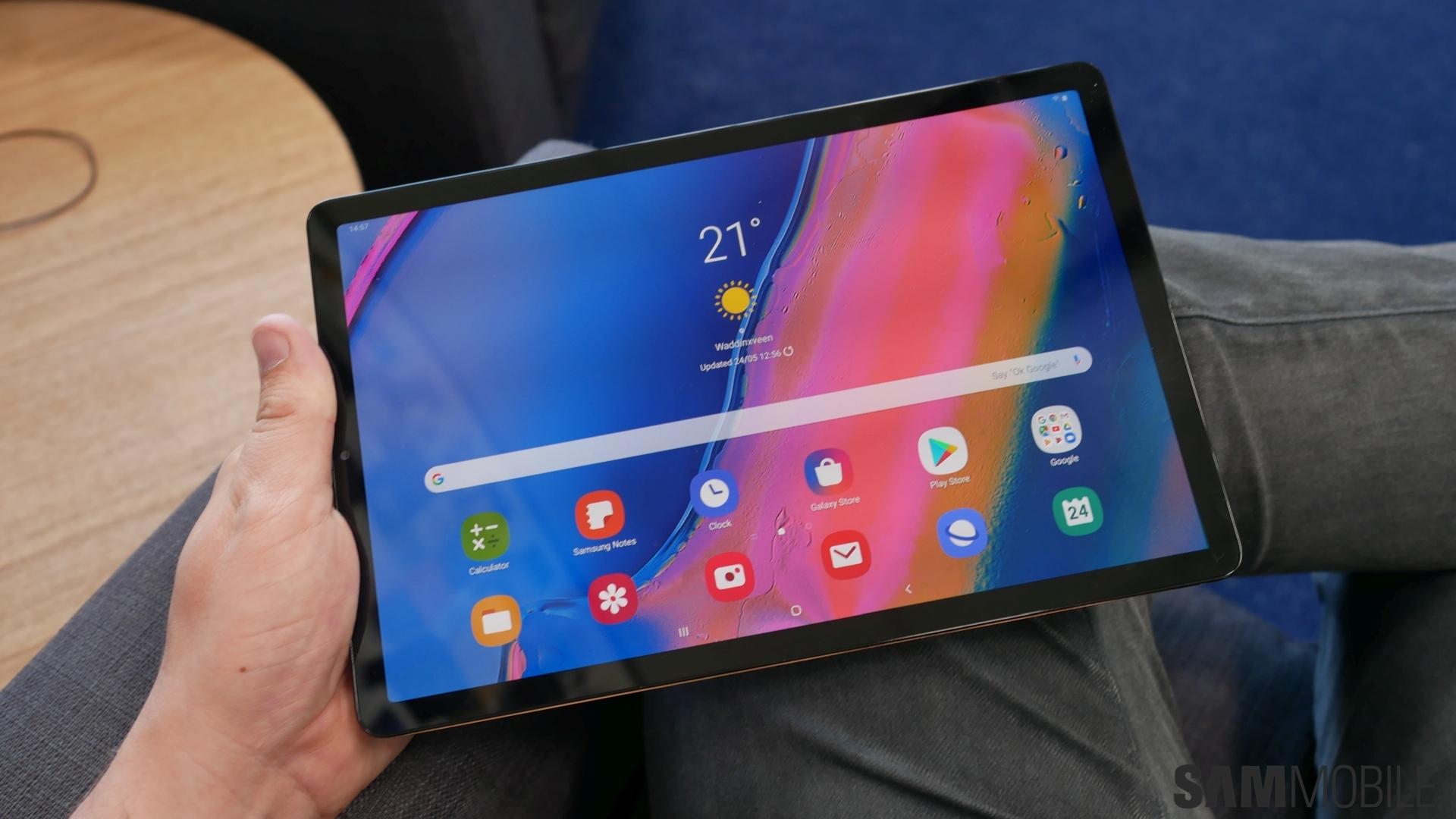 Galaxy Tab S5e review