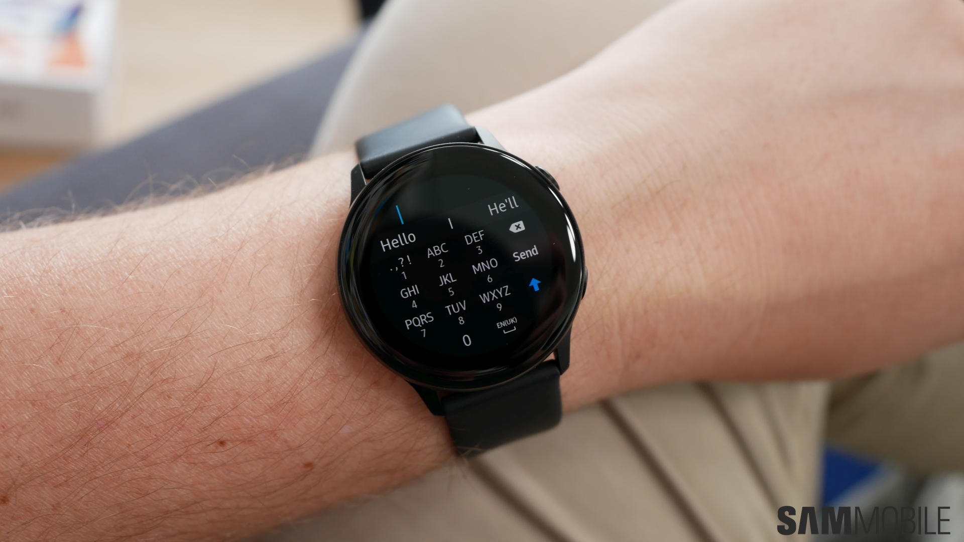 Samsung Galaxy Watch Active review: Big things come in small