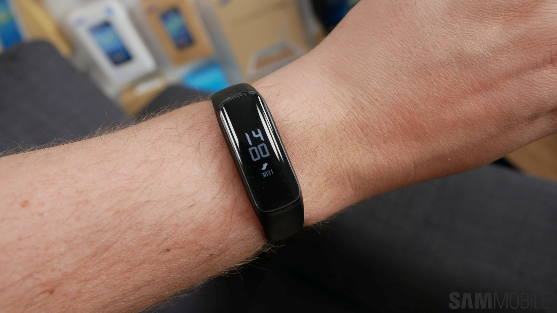 Samsung Galaxy Fit e review: An affordable and bare-bones fitness