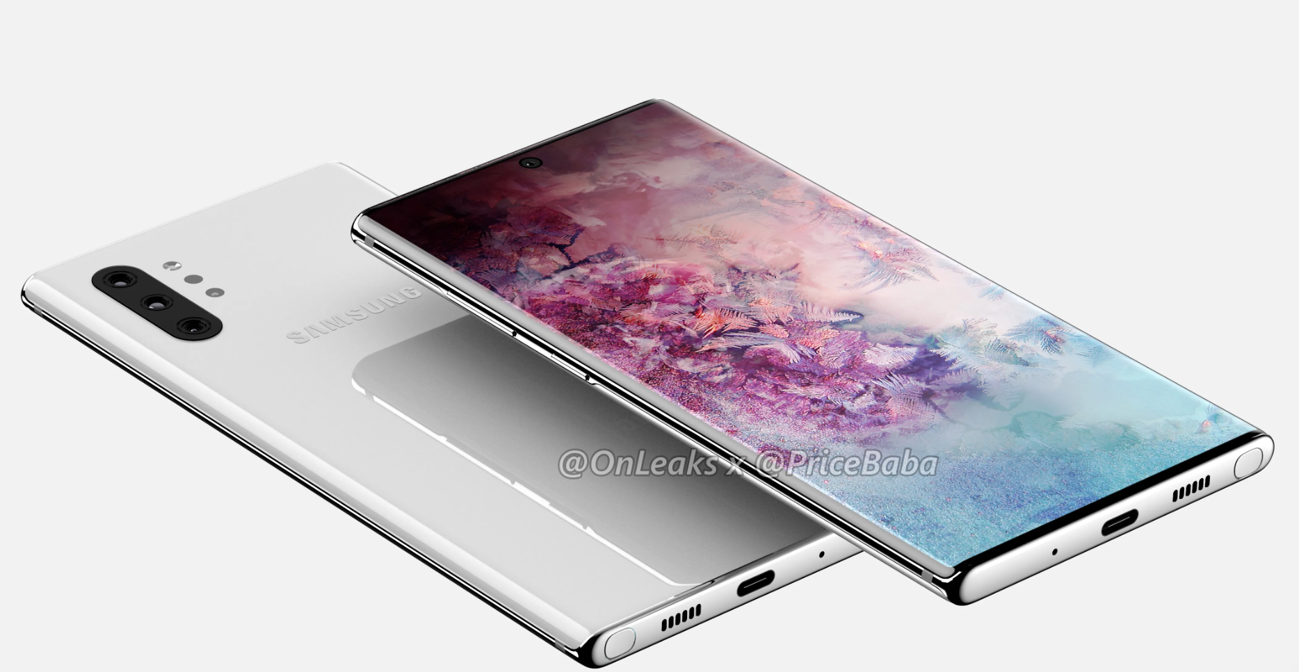 This Galaxy Note 10 Pro leak is missing one crucial gadget