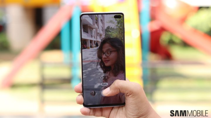 Image result for One UI 2.0 feature focus: Now take slow motion selfie videos!