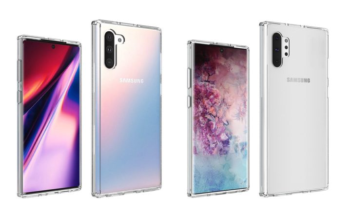 More galaxy note 10 case renders leak showing much of the for Render case