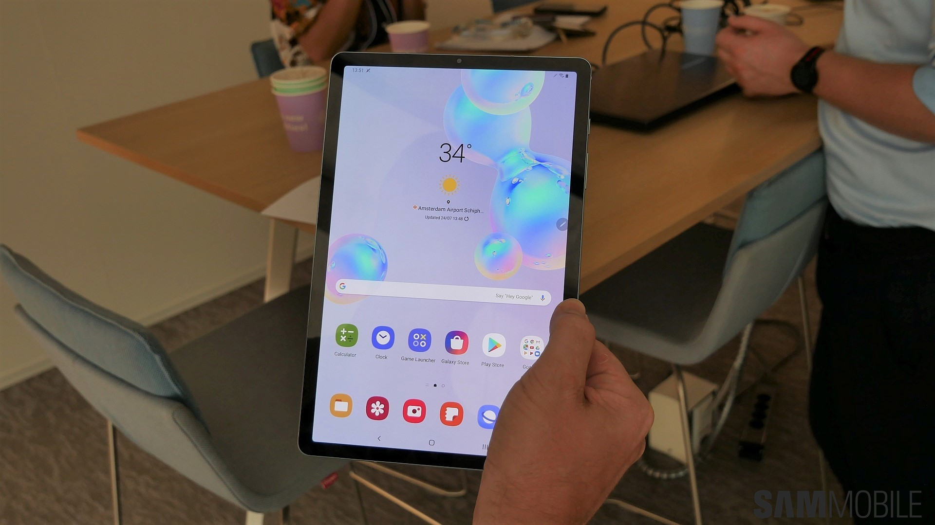 Samsung Galaxy Tab S6 hands-on impressions – UniverSmartphone