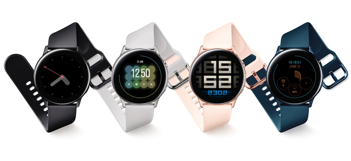 Pujie Black helps you create new watch faces for Galaxy